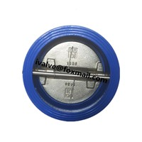 Dual Plate Rubber Check Valve