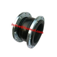 PN16 Flanged Rubber Expansion Joint