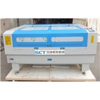 SCT-1612D Hot Sales Equipment in China Wood Cutting Double Heads Laser Machine