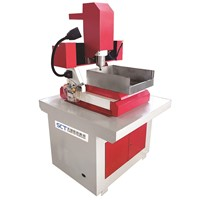 CNC Router Machine Metal Molding Machinery Brass Copper Aluminum PVC Cutting Machine