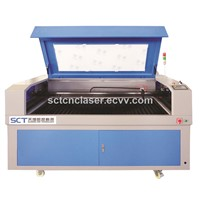 Wood Laser Cutter Price / MDF Laser Cutting Machine SCT-1290
