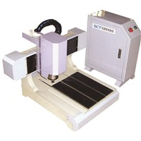 Small Size Desktop SCT 4040 CNC Router