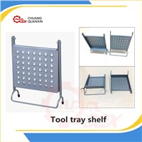 Aluminium Multi Function Ladder Shelf/Ladder Part