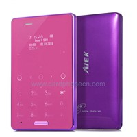 AIEK Card Phone M4 with Dual SIM