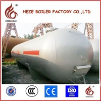 DN1600 Horizontal Carbon Steel 10M3 LPG Tank for Nigeria