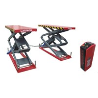 Double Scissor Lift (Rated Capacity: 3Ton)