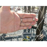 High Tensile X-Tend Stainless Steel Wire Rope Net for Anti-Falling Net