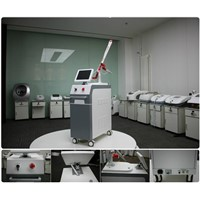 1064 Nm 532nm q Switched Nd Yag Laser Tattoo Removal Machine