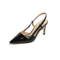 Women's Shoes Lucy Pointed-Toe Sling Back Pump Stiletto Heels