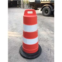 1100mm Plastic Drum Water Filled Barrier Road Safety Barrier