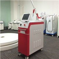 Freckles Pigment Age Spots Removal Beauty Machine q Switch Nd Yag Laser Tattoo Removal