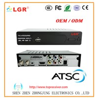 New Products Mexico ATSC TV Tuner Terrestrial Receiver