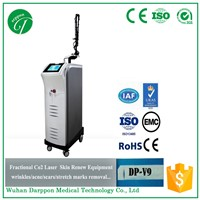 DP612 Fractional CO2 Laser Ance Pigment Removal Machine