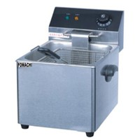 Electric Deep Fryer 1 Tank 1 Basket Table Top Electric Fryer FMX-WE262A