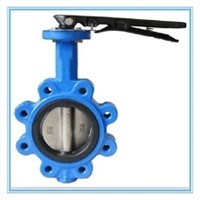 LT Handle Butterfly Valve