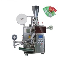 QP-180 Inner Outer Bag with String & Tag Tea Packing Machine,