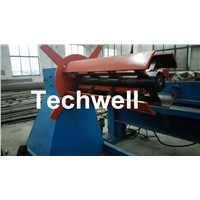 Hydraulic or Automatic Decoiler Machine with Automatically Uncoiling, Hydraulic Expanding, Tension