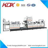 High-Speed Automatic Multi-Functional Film Laminator Type Lamination Machinery