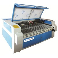 SCT-1610F Auto Feeding Laser Cutting Machine for Shoes & Bags Cutting