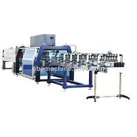 Color Film Shrink Wrapping Machine