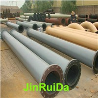 Mining Rubber Liner Pipe Fitting