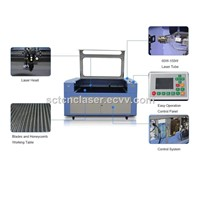 1060 LASER ENGRAVING & CUTTING MACHINE (2*3FT) for BAMBOO