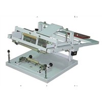 Manual Curved Surface Screen Printing Machine
