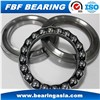 Heavy Loading Bearing Thrust Ball Bearing 51126 for Speed Variator SKF NSK FBF