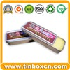 Mint Tin, Mint Box, Clac-Clic Tin, Slide Tin, Sliding Tin Box (BR503)