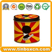 Coffee Tin Box, Coffee Can, Food Tin Can Packaging (BR1374)
