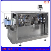DFS-120 Plastic Ampoule Filling & Sealing Machine (Low Speed)