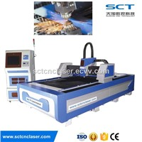 3000mm*1500mm Galvanized Sheet & Metal CNC Fiber Laser Cutting Machine
