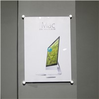 High Quality Acrylic Aluminum A2 Digital Photo Frame for Apple Store Experience