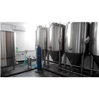 1000L 3000L Per Day Beer Brewing Equipment Hot Sale to North America