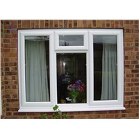 Energy Efficient Double & Triple Pane PVC Vinyl Casement Type Windows