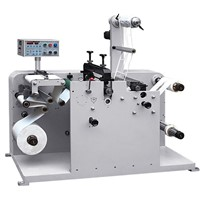 DK-320G Rotary Die-Cutting Machine with Slitting
