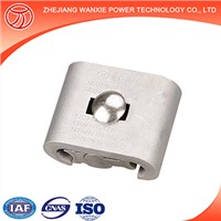 JLC Series C-852 Wire Connection Line Clip C Shape Wedge Clamp