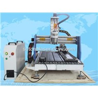 SCT Woodworking Mini CNC Milling Machine CNC Router with Rotray