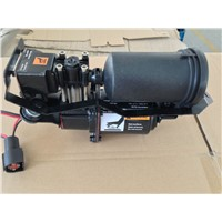 Air Suspension Compressor, 8 x 9 x 10.5 Inches 2003-11 Cadillac Escalade ESV Air Ride Suspension Compressor