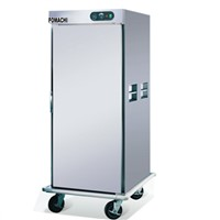 Electric Food Warmer Cart All S/S Single Door Food Warmer Display Cart FMX-K222B