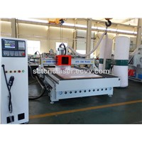Large Size Factory Supply Wood Door Engraving CNC Router Machine ATC 2030