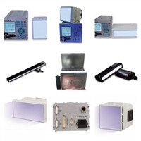 UV LED Curing Equipment Machine UV LED Surface Light Source Adhesive Solidify System Dryer Gule
