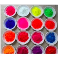 Fluorescent Pigment Organic Pigment for Inks, Cosmetics, Plastic Injection