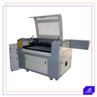 130W 20mm Thickness Acrylic Co2 Laser Cutting Machine with Air Filter