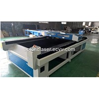 China Large Format CO2 Laser Cutting Machine For Metal & Nonmetal Material