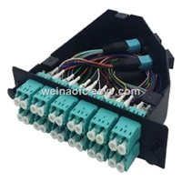 FTTH Fiber Optic MPO Distribution Terminal BOX