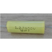 Metallized Polypropylene Film Capacitor Axial Type