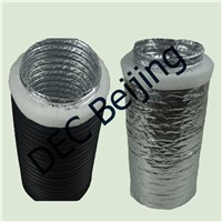 Best Selling Polyester Insulation R1.0 Insulated Flexible Duct In Australia