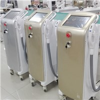 Just 4 Sessions Needed Powerful e Light IPL Rf Beauty Equipment Elight Machine for Permanent Hair Removal