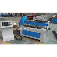 1215 Carbon Stainless Steel CNC Plasma Metal Cutting Machine